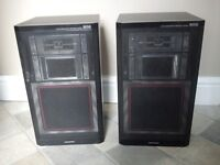 MEMOREX 302 HIFI SPEAKERS