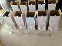 Giant wine glasses