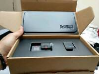Gopro hero 5 in box with accessories