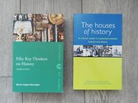 2x HISTORY TEXTBOOKS *great condition*