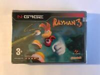 N Gage Rayman 3 game new and sealed