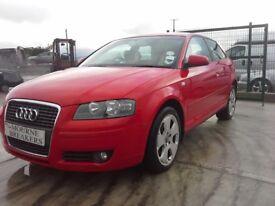 **For breaking** Audi A3 2.0 diesel, 6 speed (2008).