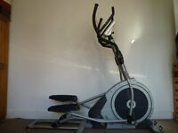 Bremshey Elliptical Cross Trainer Orbit Exprorer 19F