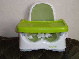 Baby chair seat Green