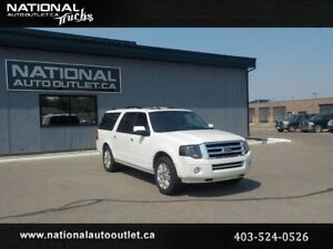 2014 Ford Expedition Max Limited Seven Seater