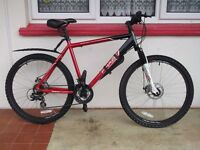 APPOLO PHASE MOUNTAIN BIKE WITH FRONT SUSPENTION