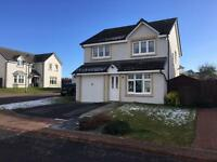 4 Bed Detached House - corner plot westhill culloden ****under offer****