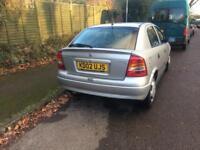 Vauxhall Astra 1.6, 10 months MOT