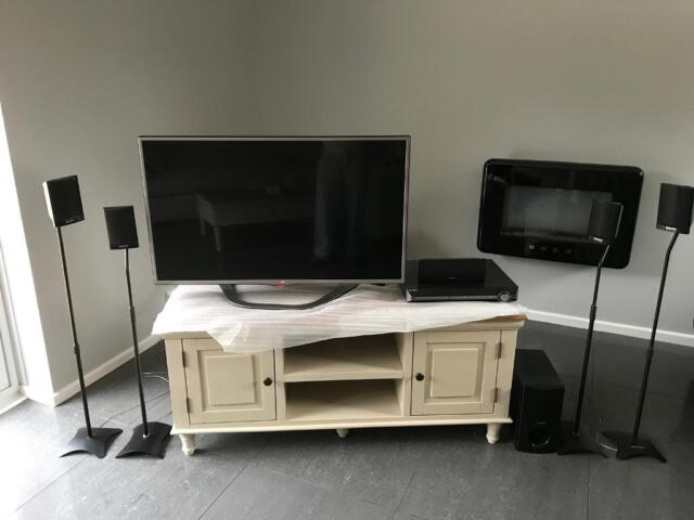 LG 42 inch smart LED TV with 5 1 Sony home theatre system and DVD player |  in Norwich, Norfolk | Gumtree