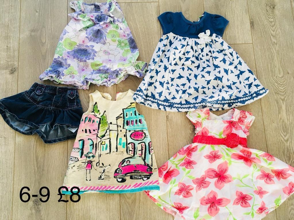 755e1f45eeff 3-6 month baby girl summer next