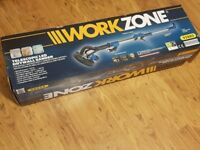 Workzone Telescopic LED Drywall Sander 710w