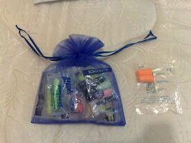 Earplugs (10 different types) from Snorestore, brand new unused