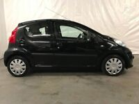 2008 PEUGEOT 107 1.0 URBAN MOVE 12 MONTHS MOT 5 DOOR £20 TAX/YR FSH 67MPG