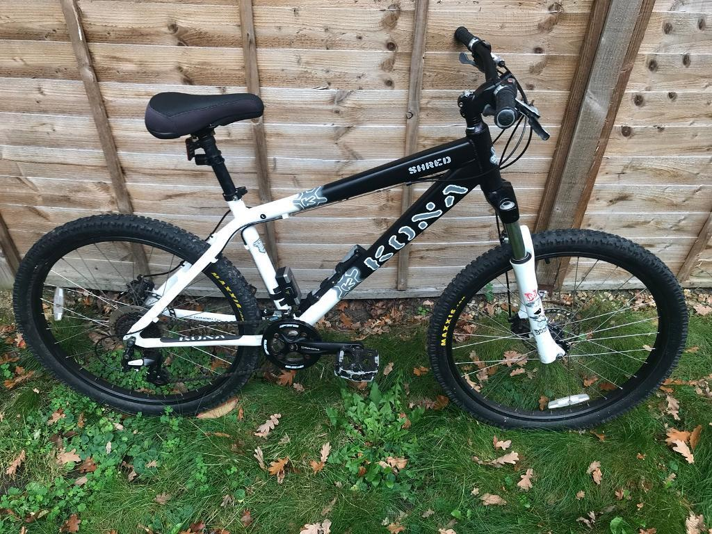 Kona Shred Bomber Dirt Jumper 3 Mountain Bike In Addlestone