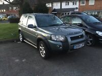 54 regLand Rover freelander spares or repair