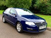 2008 57 VOLKSWAGEN PASSAT 2.0 TDI 140 DIESEL ** LOW MILES 70K** **SALVAGE DAMAGED** not bmw 320d