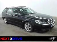SAAB 9-5 1.9TiD Turbo Edition 5dr (black) 2009