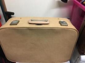Vintage suitcase (prop)