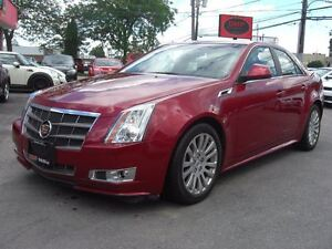 2011 Cadillac CTS 4 Performance 3.6L 4WD *Rear Cam/ Pano Roof*
