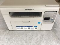 Samsung SCX 3405 Mono Laser printer and Scanner in excellent condition