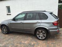 BMW X5 XDrive 40D M Sport Auto 2012