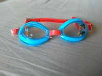Paw Patrol swimming goggles - brand new without packaging