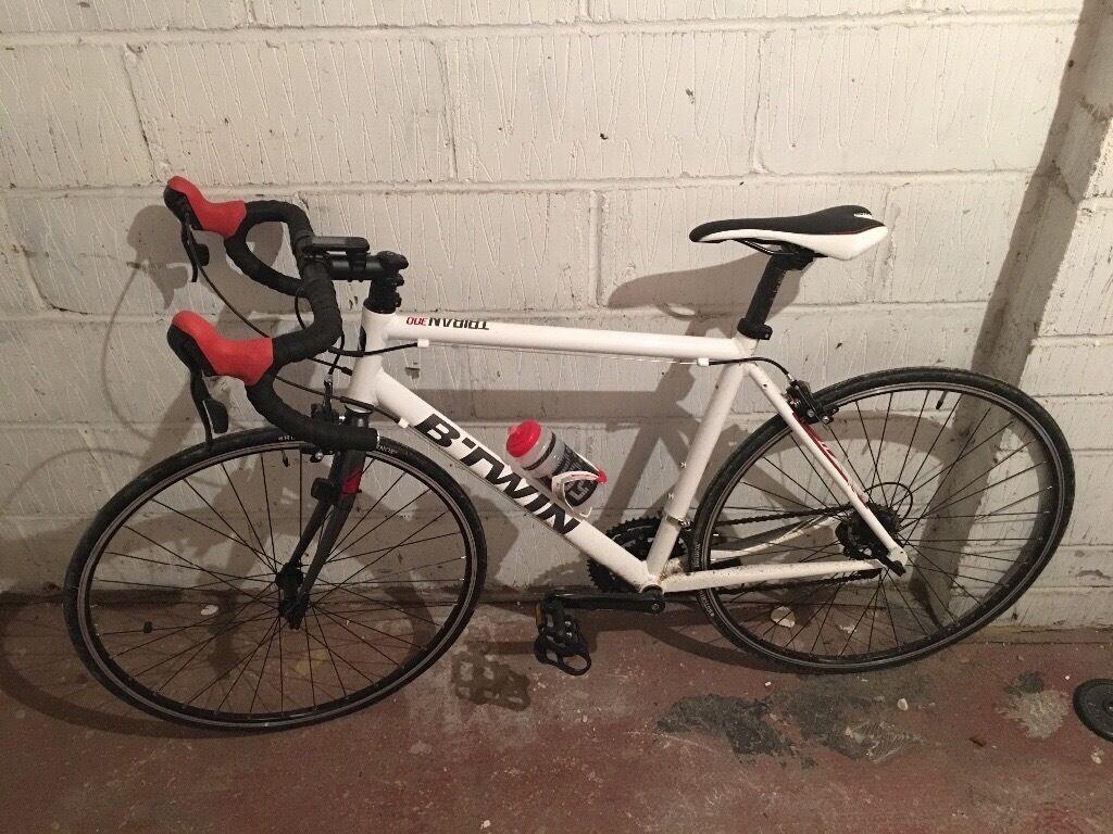 Btwin triban 300 road bike in harlow essex gumtree for Triban 300
