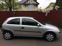 1 owner,low miles,well maintained,1.2 Vauxall corsa