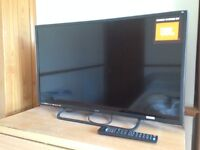 Technika 32 Inch full HD LED TV with built in freeview HD and JBL sound system