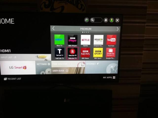 LG 42 inch Smart Tv | in Kirkcaldy, Fife | Gumtree