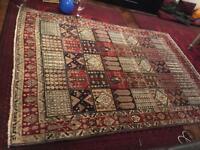 Persian Rug Length 290 cm W= 205 cm