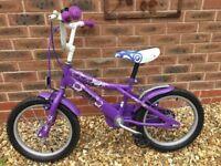 """Sweet 16 Childrens Bike - 16"""""""