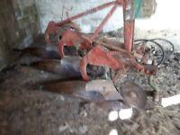 Kevernland plough 3 furrow
