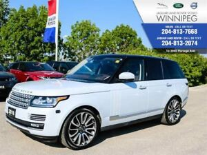 2016 Land Rover Range Rover SC Autobiography *SPECIAL OFFER*