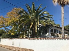 Spain Beautiful Spacious 5 Bed Villa For Sale In La Fustera, Costa Blanca North