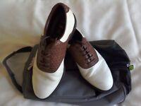 Mizuno Wave mens golf shoes size 8
