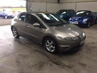 06 Reg Honda Civic se I-vetec 1.8cc 1 owner guaranteed cheapest in country