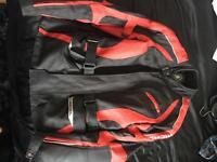 Richa jacket size medium as new worn twice