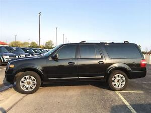 2013 Ford Expedition Max Limited 4x4/NAVIGATION/POWER RUNNING BO