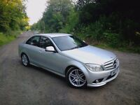 Mercedes AMG C180 Sport Kompressor can swap px