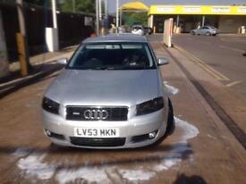 Audi a3 fsi 2litre sline 2004