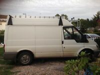 Ford transit high roof van for sale
