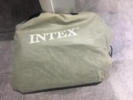 Intex raised air bed for sale
