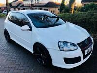 VOLKSWAGEN GOLF GTI DSG EDITION 30 260bhp not vxr Cupra gti gtd vrs replica fr wrx red top vxr