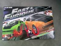 Fast n furious scalextrics