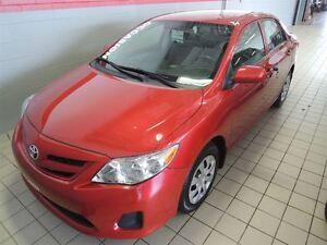 2013 Toyota Corolla A/C ET PORTES ÉLECTRIQUES