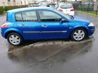 RENAULT  MEGANE*DIESEL** 12 MONTHS MOT NO ADVISORY**CHEAP ON INSURANCE & ROAD TAX