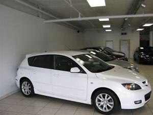 2007 Mazda MAZDA3 AUTO!!! LOADED!!! ALLOYS!!! HATCH!!!