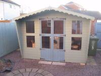 fs garden shed 10 - Garden Sheds Exeter
