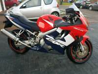 2002 cbr 600f4i. PLEASE READ
